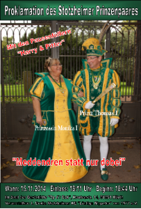Plakat Proklamation Prinzenpaar Stotzheim2